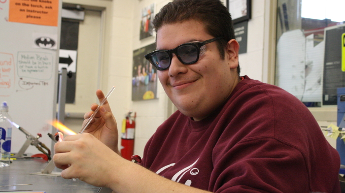 Student Story – Luis