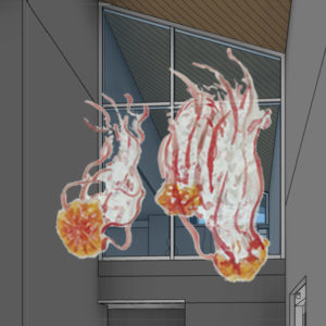 hanging jellies