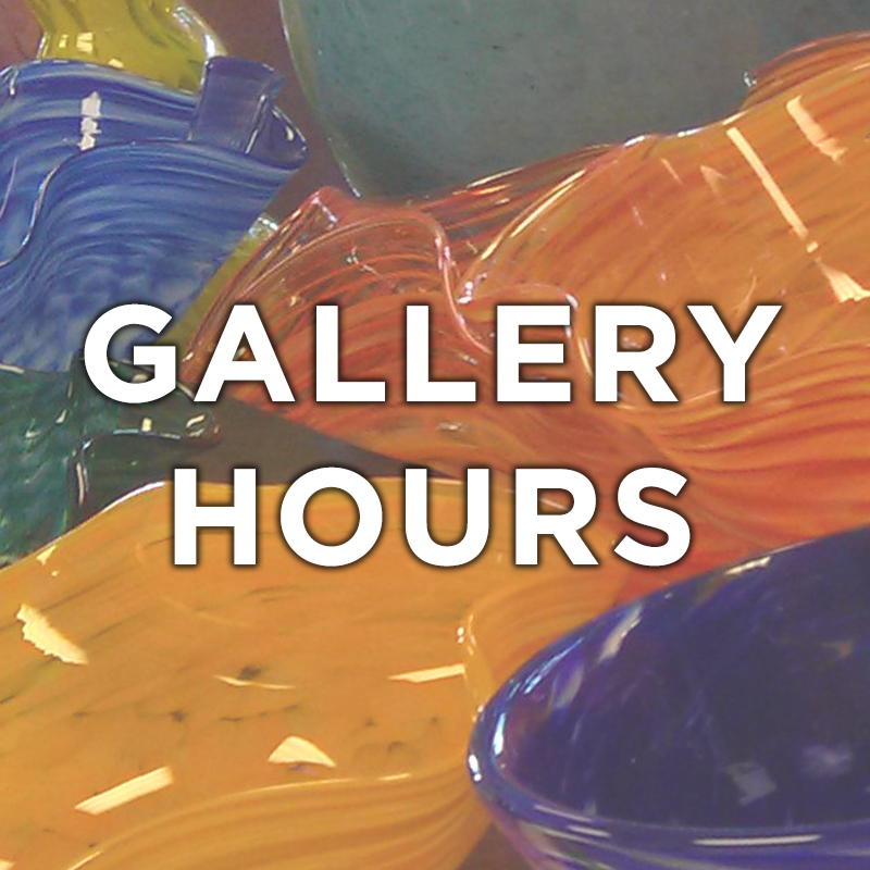 January Gallery Hours – Ride the Wave